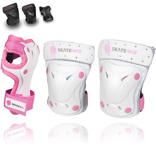 SKATEWIZ Protect-1 Schutzausrüstung Größe S in ROSA