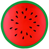 Cdet 4X Colorido gelatina de color frutas forma posavasos de silicona taza de esteras alfombrillas aislantes antideslizantes creativas Sandía