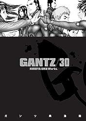 Gantz Volume 30