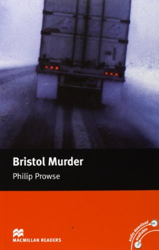 Bristol Murder: Intermediate Level (Macmillan Readers)