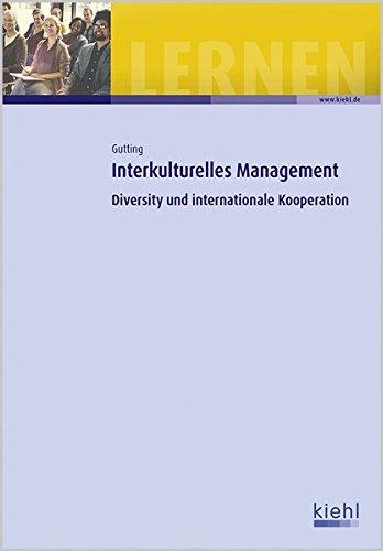 Interkulturelles Management, Diversity und internationale Kooperation