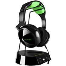 Micro-casque Sharkoon X-tatic Air noir pour PS4/PS3/X360/PC/Mac