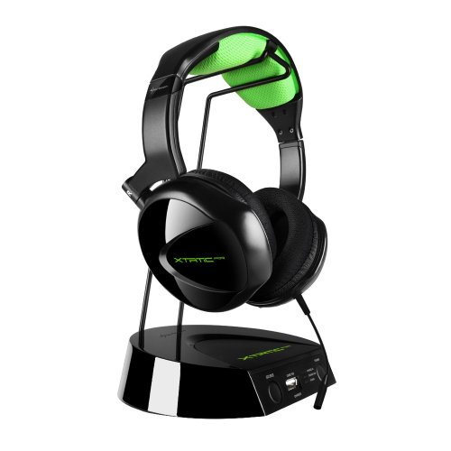 Sharkoon X-Tatic Air Wireless Gaming-Stereo-Headset für PlayStation 3/Xbox 360 -