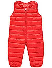 6500081de Amazon.co.uk  Red - Dungarees   Baby Girls 0-24m  Clothing