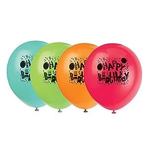 Sólo 27.185 de 8 Count globos Industrias cumpleaños Jamboree 12 en .ALPHA imprim- 1 -. 144 Paquete