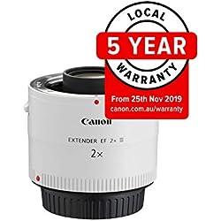 Canon Téléconvertisseur EF Multiplicateur 2x III