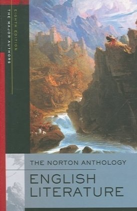 The Norton Anthology of English Literature (Single-Volume Edition) by M. H. Abrams (2006-03-15) (Mh Single)