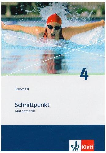 Schnittpunkt 4. 8. Schuljahr. Service-CD-ROM für Windows ab 98. Baden-Württemberg