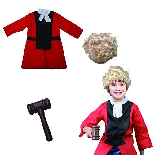 Searchyou - Rollenspiel Spielzeuge Kinder Richter Kostüme Rollenspiel Set - Richter kostüme