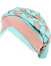 Amazon.es  turbantes para mujer - Gorros de punto   Sombreros y ... 2d448a03573