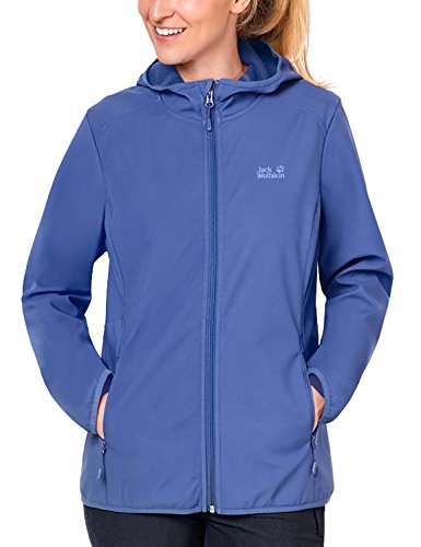 Jack Wolfskin Damen Northern Point Women Atmungsaktiv Wasserabweisend Winddicht Outdoor Fu