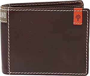 Woodland Tan Men's Wallet (W 116)