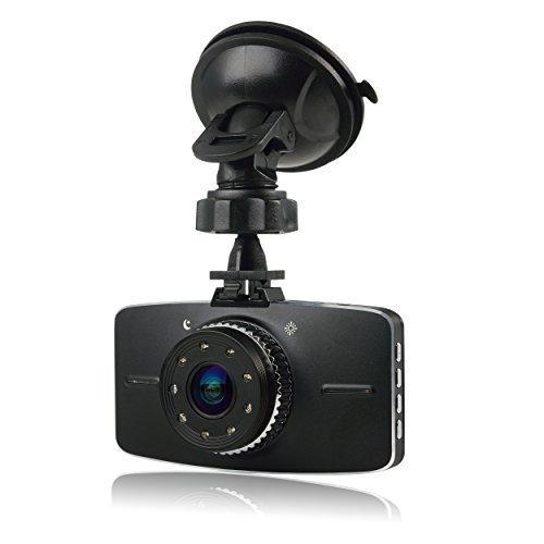 Intcrown C201 Novatek 3.0 Car Dash Camera Car Video Recorder Car DVR 1920*1080p 30fps G Sensor 170 Degree Wide Angle Lens DVR DVR