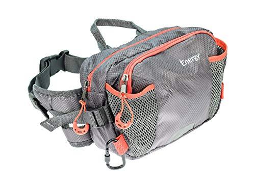 iEnergy PAT Gürteltasche für Hundebesitzer - Wetterfeste Hüfttasche - Bauchtasche für das Hundetraining