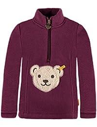 Steiff Sweatshirt Fleece 1/1 Arm, Sweat-Shirt Fille