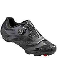 Northwave SCORPIUS 2 Zapatos y bicicleta de montaña, negro-antracita, schuhgröße:gr. 44