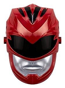 Power Rangers Máscara de Power Ranger Rojo con Efectos de Sonido, 42525, de la película