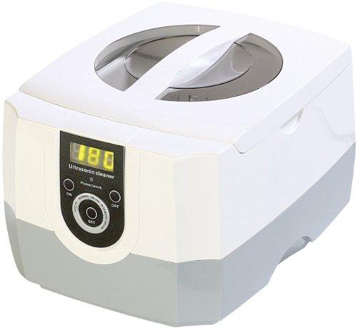 newgen medicals Ultraschallreiniger: Profi-Ultraschall-Reiniger für Schmuck, Brillen u.v.m, 70 Watt (Profi Ultraschallreiniger)