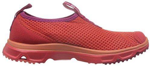 Salomon Chaussures de loisir POPPY RED/POPPY RED/SANGRIA