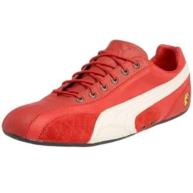 Puma , Décontracté homme - rouge - Rosso Corsa - Birch, 44 EU