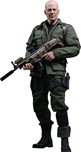 Hot Toy 1:6 Joe Colton GI Joe Vergeltung