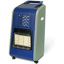 Butsir Ebbc0024 Estufa Infrarrojos Comfort, Azul/Gris