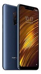 Pocophone F1 Dual SIM 64GB Steel Blue Smartphone