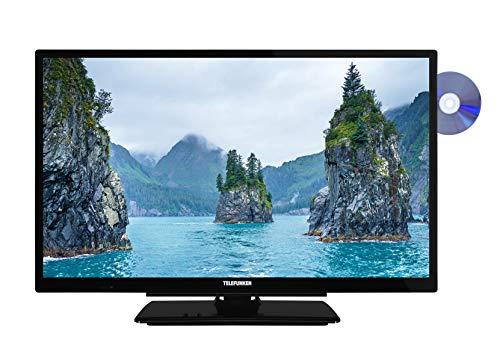 Telefunken XH24G101D 61 cm (24 Zoll) Fernseher (HD ready, Triple Tuner, DVD-Player integriert)