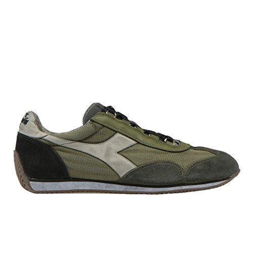 Sneaker Diadora Diadora Sneaker Heritage Equipe SW Dirty Dried Herb/Fog Taglia 44