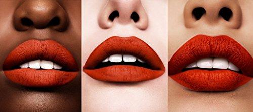 Lust: Mattetrancetm singolo rossetto–Obsessed (luminoso arancione rosso)
