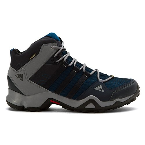 adidas Men's AX 2.0 Mid GTX Hiking Shoes Black Size: Night Navy/Black/Col. Navy