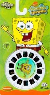 ViewMaster 3D Reels - SpongeBob Squarepants 3-pack Set