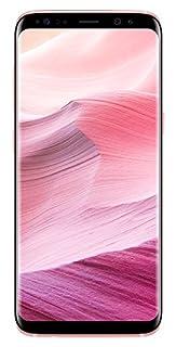 Samsung Galaxy S -, Smartphone libre (5.8'', 4GB RAM, 64GB, 12MP), Rosa, - [Versión francesa: No incluye Samsung Pay ni acceso a promociones Samsung Members] (B076F8VKX8) | Amazon price tracker / tracking, Amazon price history charts, Amazon price watches, Amazon price drop alerts