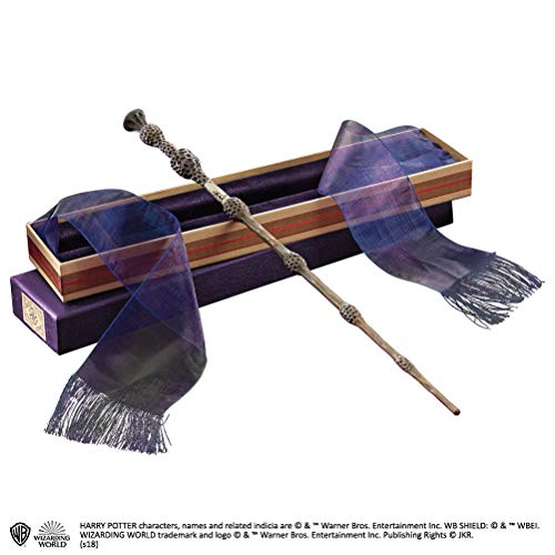 Noble Collection Dumbledore Wand Ollivanders ()