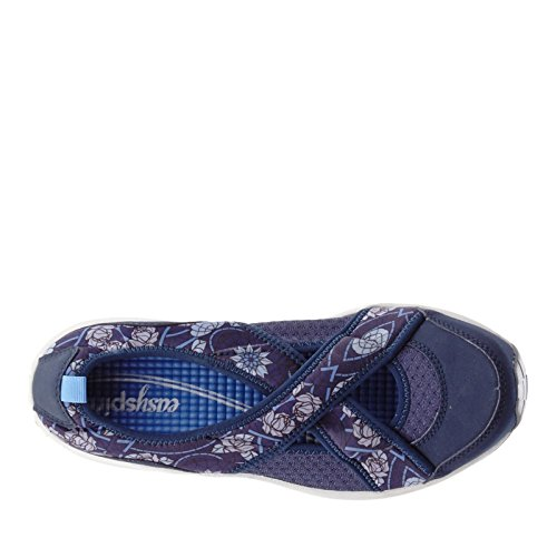 Easy Spirit Wayanna Femmes Toile Mary Janes Blue Multi