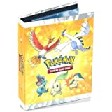 Ultra Pro 82399 - Pokemon 4-Pocket Casemade Album mit Guide Sheets