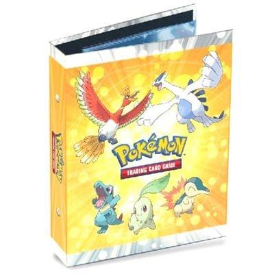 Ultra Pro 82399 - Pokemon 4-Pocket Casemade Album mit Guide Sheets