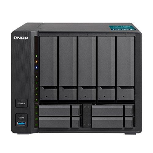 Preisvergleich Produktbild QNAP 9-Bay NAS Intel C 3865U dualcore 1.8 GHz,  TVS-951X-8G (Intel C 3865U dualcore 1.8 GHz 8GB DDR4 SODIMM RAM)