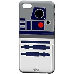 Tribe Star Wars Custodia iPhone 6/6s in TPU I Cover Cellulare I Protezione 4 Lati e Posteriore - R2D2