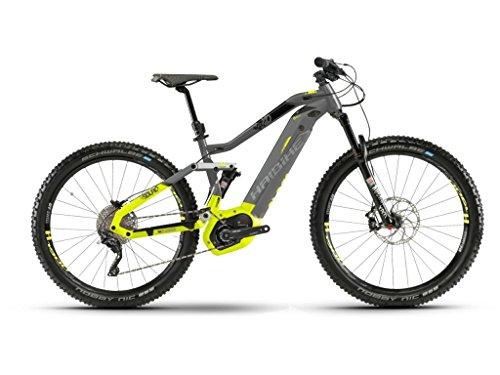 Haibike - Bicicleta eléctrica Sduro FullNine 9.0de 29pulgadas, 11 velocidades, talla 40,Bosch CX 500 Wh 2018 (bicicleta de montaña eléctrica All Mountain)