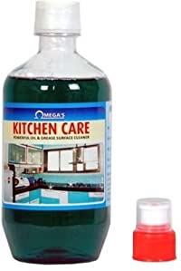 KITCHEN CARE - Powerful oily & greasy surface cleaner