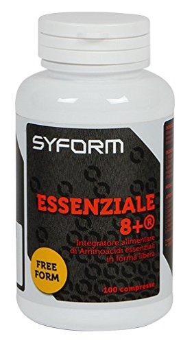 SYFORM Essenziale 8+ 100 cpr da 1200