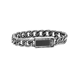 Police Men's Bracelet AKRON PJ.26055BSE/01-L Antique Black