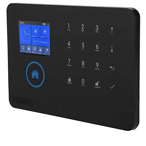 Kit de sistema de alarma de seguridad para el hogar 3G / GSM / GPRS /