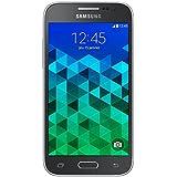 "Samsung Galaxy Core Prime - Smartphone libre Android (pantalla 4.5"", cámara 5 Mp, 8 GB, Quad-Core 1.2 GHz, 1 GB RAM), negro (importado)"