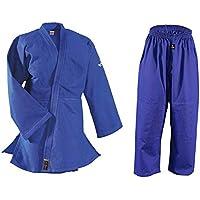 DanRho Judogi Randori EM in blau
