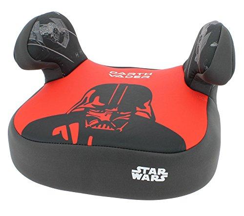 Mycarsit Rehausseur Star Wars, Groupe 2/3 (de 15 à 36 kg), Motif Darth Vader