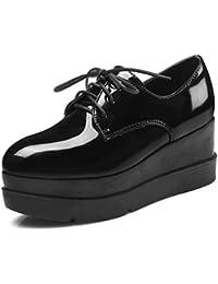 Amazon.fr   chaussure plateforme femme - Derbies   Chaussures femme ... 73fb515ab2c3