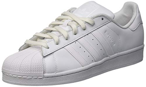 Adidas Originals  Superstar Foundation Scarpe da Ginnastica Unisex - Adulto, Bianco (Ftwr White/Ftwr...
