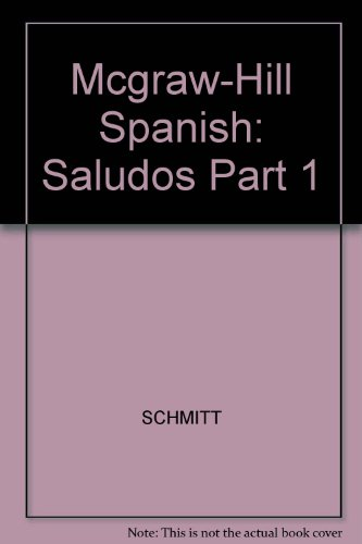 Mcgraw-Hill Spanish: Saludos Part 1 por SCHMITT